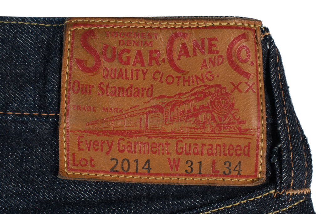 Sugar Cane 2014 Jean - Slim Tapered - Image 3