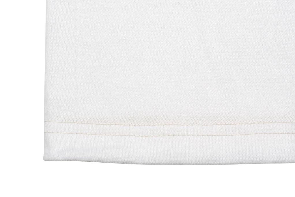 Whitesville Japanese Made T-Shirts - White (2-Pack) - Image 1