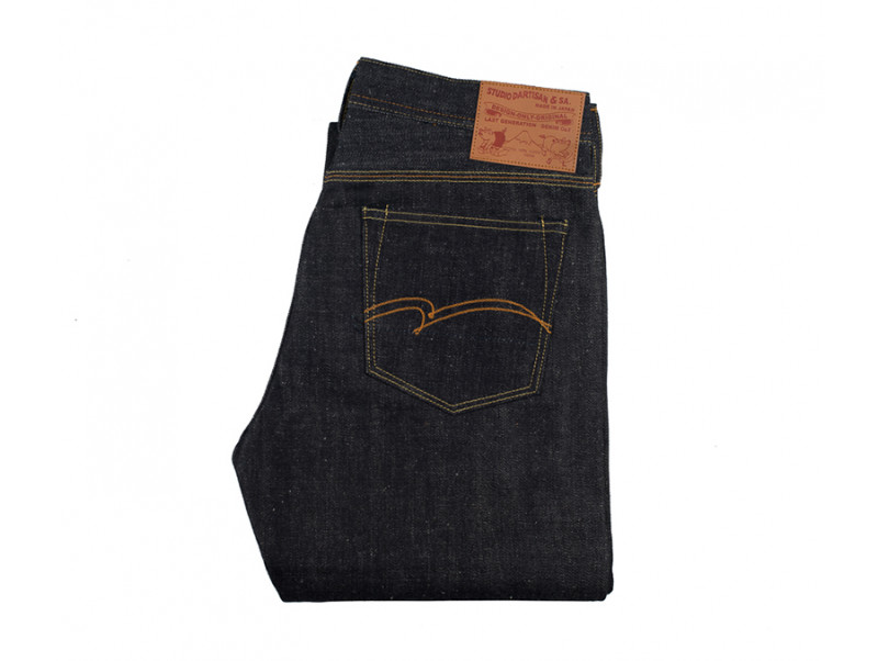 4854ab95b72 Studio D'Artisan Nep Denim Jeans - Slim Straight