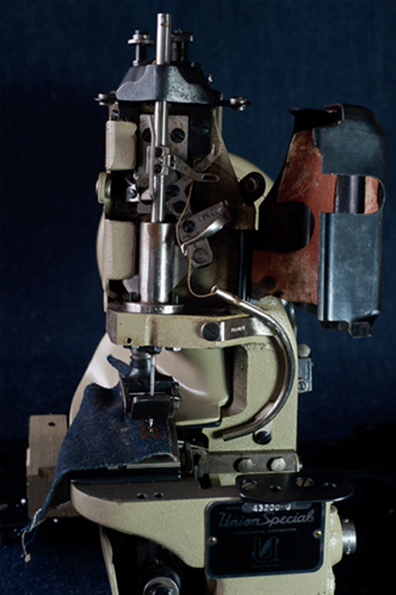 1950'S SINGER DARNING MACHINE