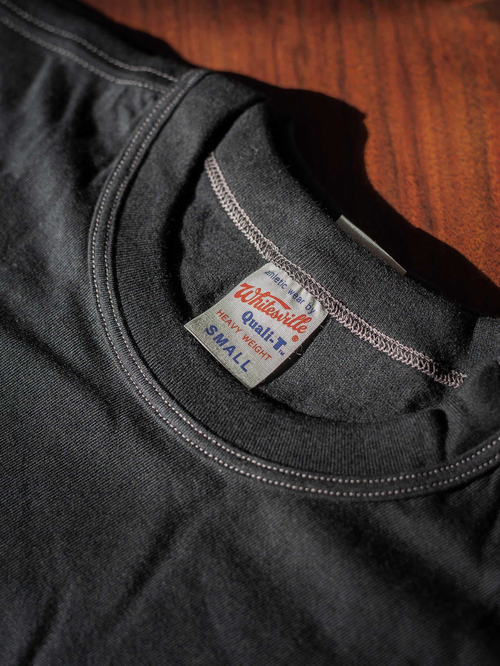 Whitesville Japanese Made T-Shirts - White (2-Pack) - Image 7