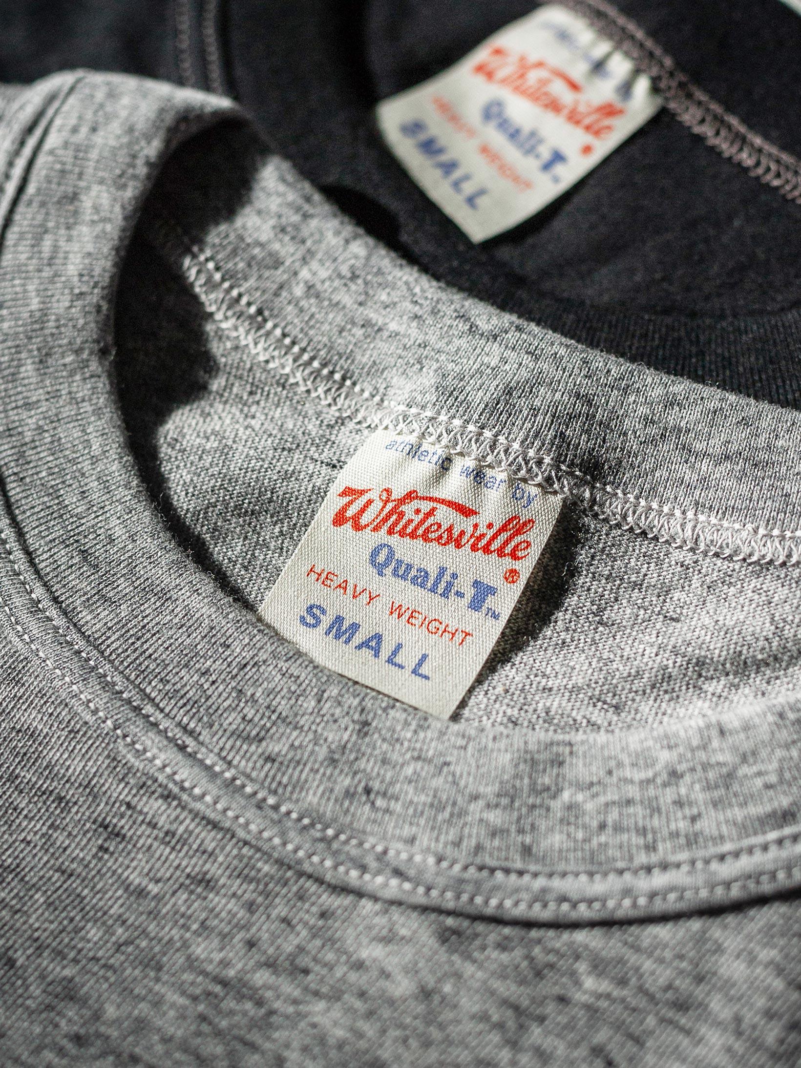 Whitesville Japanese Made T-Shirts - White (2-Pack) - Image 8