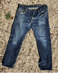 Iron Heart 634s Selvedge Jean - Image 9