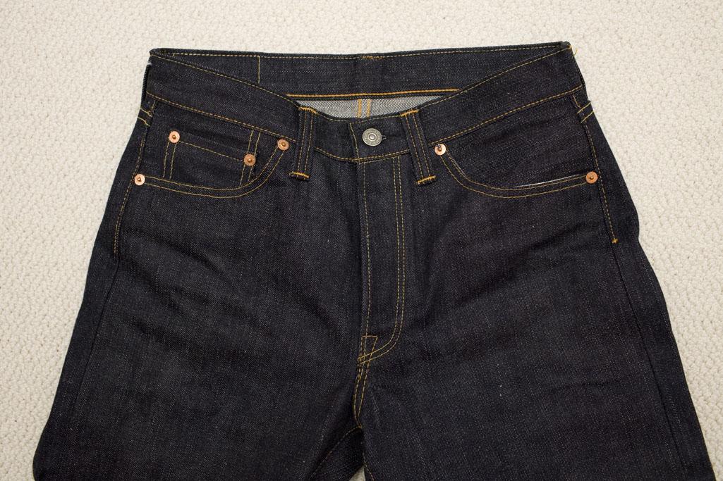 Flat Head 3005 Jean - Straight Leg - Image 2