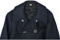 Buzz Rickson Navy Pea Coat - USN 1910's Model - Image 12