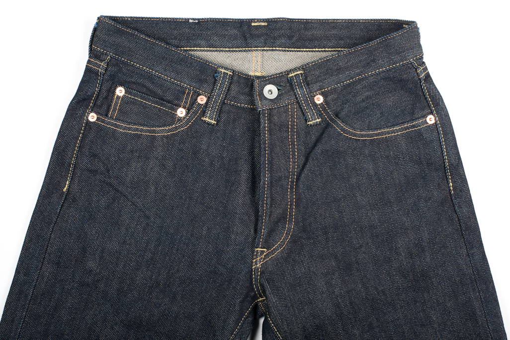 Iron Heart 634s Selvedge Jean - Image 3