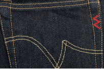 Iron Heart 634s Selvedge Jean - Image 5