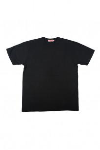 Strike Gold Blank Loopwheeled T-Shirt - Black - Image 0