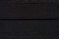 Strike Gold Blank Loopwheeled T-Shirt - Black - Image 1