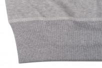 Strike Gold Heavy Loopwheeled Sweatshirt - Heather Gray - Image 4