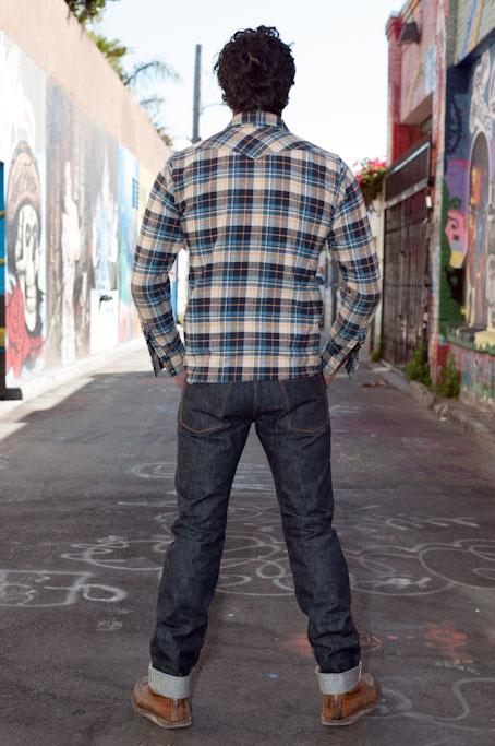 Stevenson 727 La Jolla Jean - Image 2