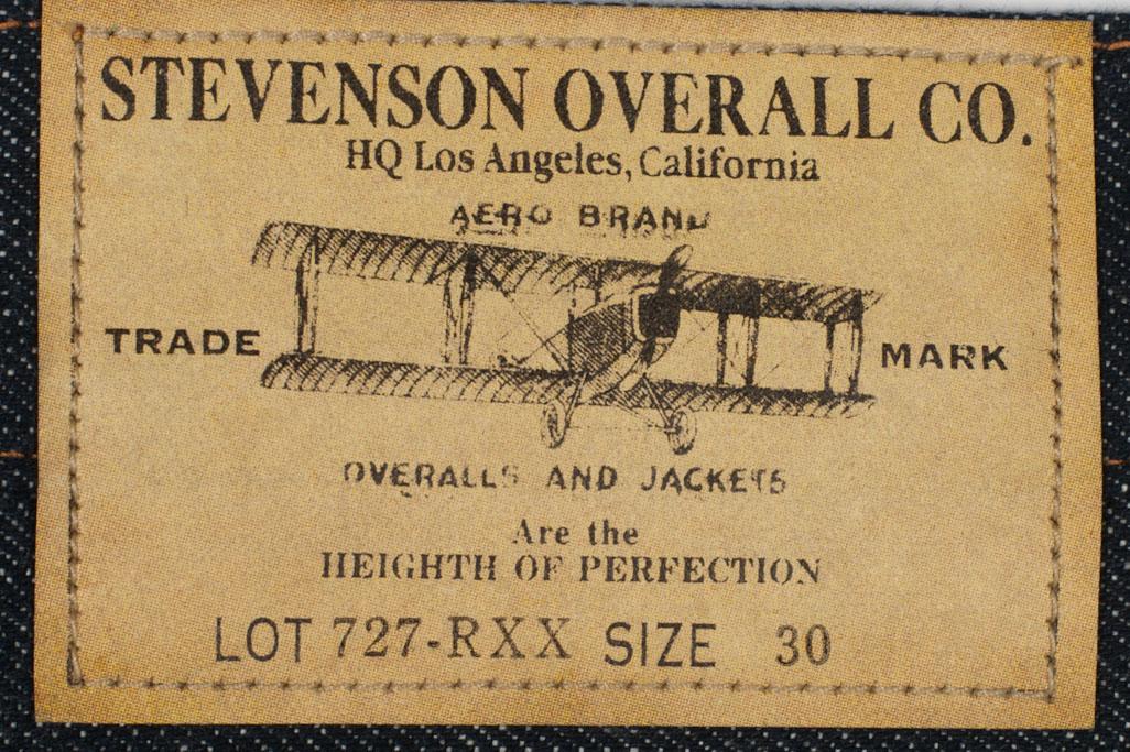 Stevenson 727 La Jolla Jean - Image 4