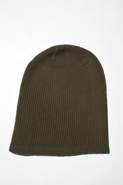 Buzz Rickson Wool Watch Cap - Olive